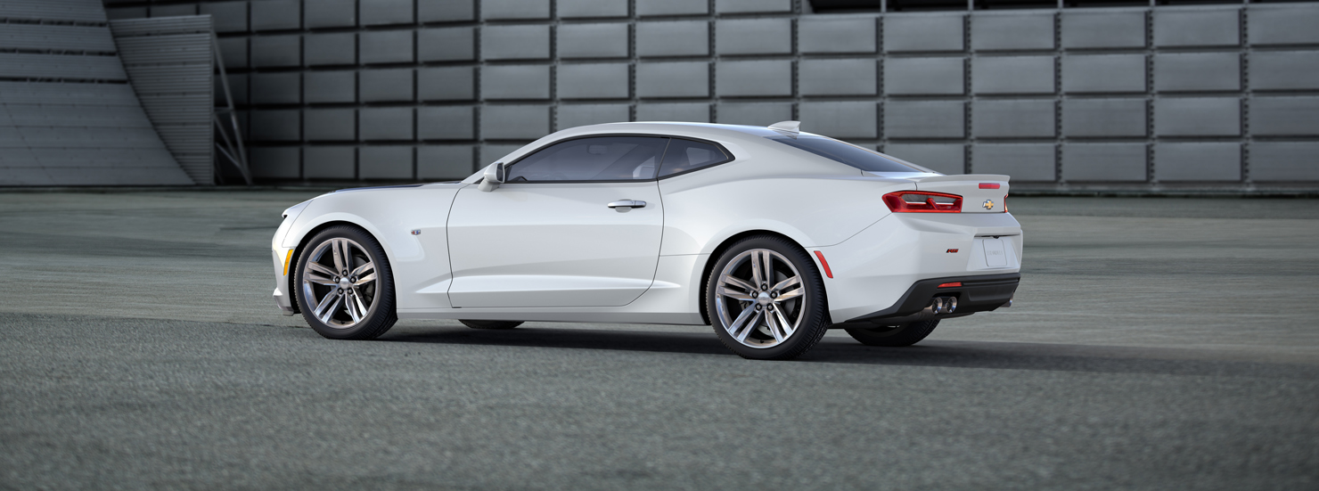 2016 Chevy Camero Chevrolet Colorizer