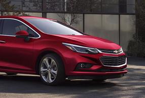 Chevrolet Cruze<sup>&reg;</sup>, te acompa&ntide;ará en tu camino al éxito