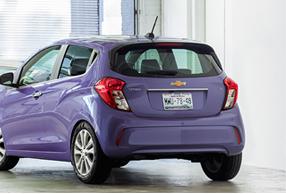 Nuevo Chevrolet Spark<sup>&reg;</sup> 2017, desata tu lado original