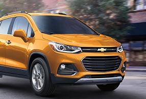 Crea tu propia ciudad con Chevrolet Trax<sup>&reg;</sup> 2017